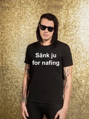 Saenk ju nafing Herren T-Shirt