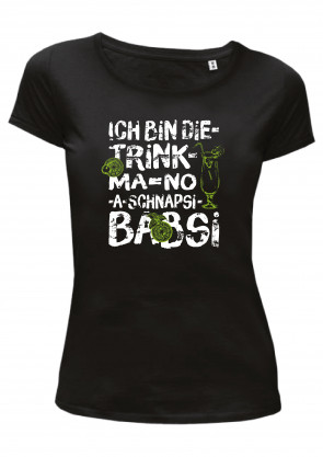 Babsi Barbara Damen T-Shirt