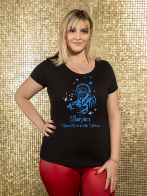 Skorpion Damen T-Shirt