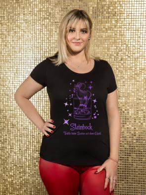 Steinbock Damen T-Shirt