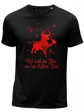 Stier Herren T-Shirt