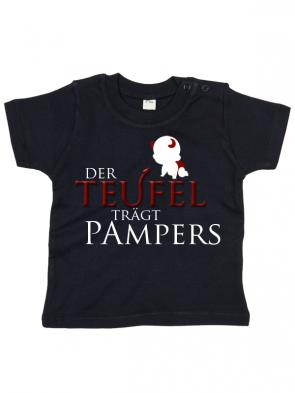 Der Teufel trägt Pampers Baby T-Shirt