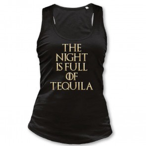 Full of tequila Damen Tank