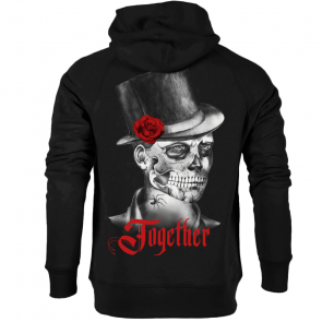 Red Together Herren Hoodie