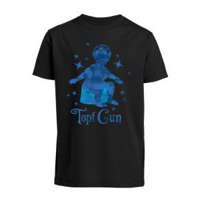 Topf Gun Kinder T-Shirt