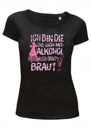 Braut Traut Damen T-Shirt