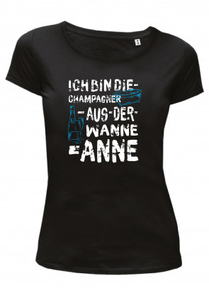 Anne Damen T-Shirt