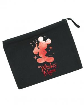 Whiskey Mouse Schminktasche