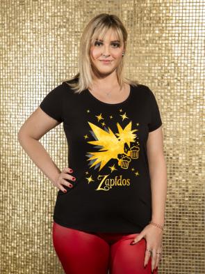 Zapfdos Damen T-Shirt
