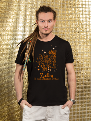 Zwilling Herren T-Shirt