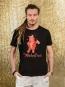 Whiskey Puuh Herren T-Shirt