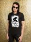 Blackout Panther Herren T-Shirt