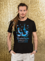 Blauchen Panther Herren T-Shirt