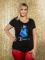 Blaurora Damen Shirt
