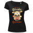 Bunny Blondie Damen T-Shirt