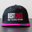 Bestches Pink Cap