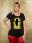 Jacky die Säuferpuppe Damen T-Shirt