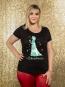 Die Schnapskoenigin Damen T-Shirt