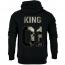 King in Skull Herren Hoodie
